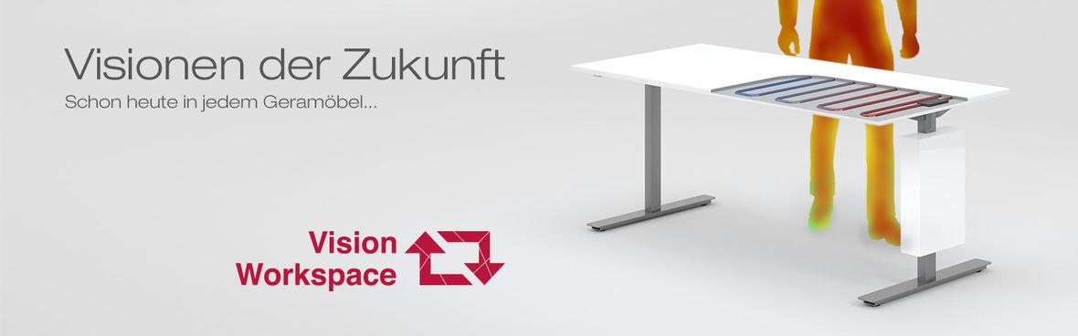 Büromöbel Von Geramöbel, Büroeinrichtung Für ...