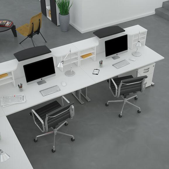 Inspirationen Büromöbel, Büroeinrichtung von Geramöbel